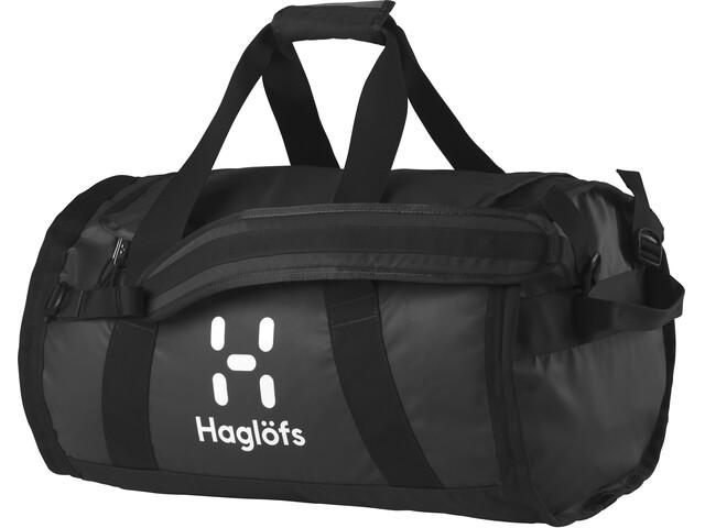 Haglöfs Lava 50 Duffel Bag True Black
